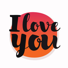 Vector - Valentine Day I Love you Heart
