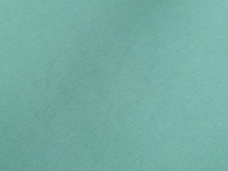 Fabric background in mint color