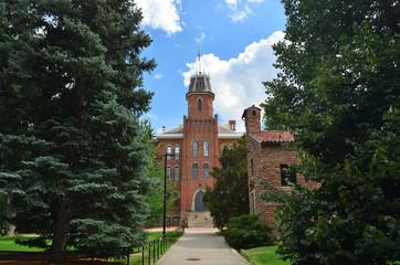 University of Colorado Boulder Old Main Building