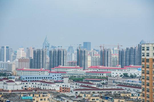 Urumqi china city