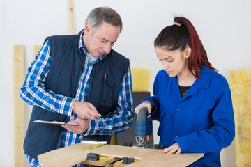 woodwork learning