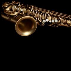 Canvas Prints Music Saxophone jazz music instruments Alto sax