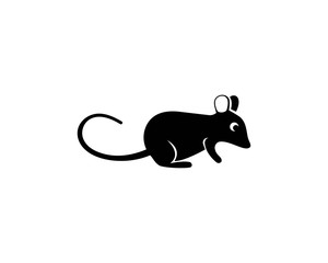 Mouse icon Vector illustration