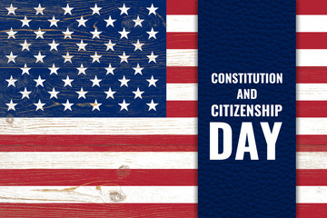 constitution and citizenship day, united states national holiday