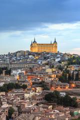 Spain, Castilla-La Mancha, Toledo, Alcazar