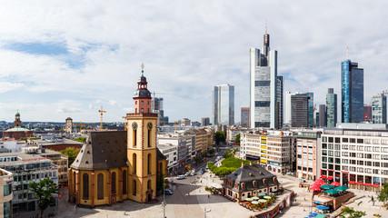 Frankfurt am Main, Konstablerwache. 31.07.2017.