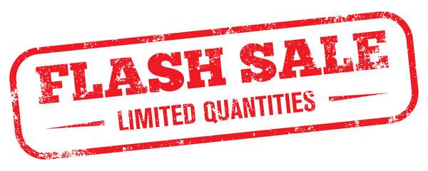 Flash Sale Stamp