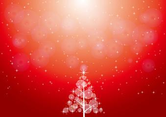 クリスマス背景デザイン