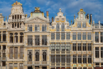 Guildhalls in the Grand Place