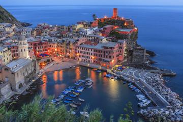 Italy, Liguria, La Spezia district, Riviera di Levante, Cinque Terre
