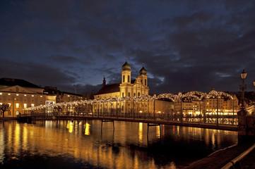 Switzerland, Luzern, Luzern