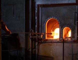 Murano Glass Blowers
