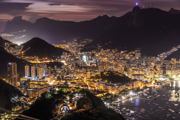 Brazil, Rio de Janeiro, Rio de Janeiro, Sugarloaf Mountain