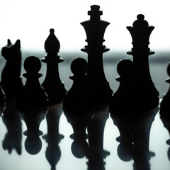 reflected chess