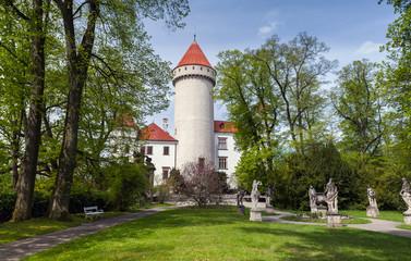 Park Konopiste, Czech Republic
