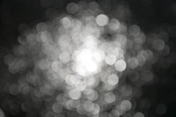 Bokeh background pattern blur