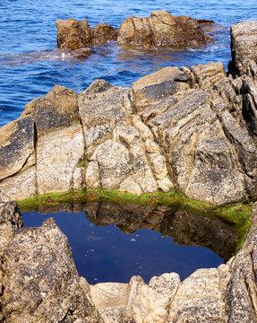 Rock Pool, Ballycastle, Antrim