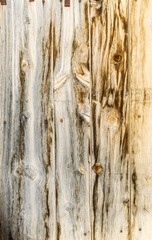Old wood timeworn rustic slats planks. Texture background