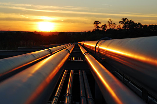 golden crude pipelines in africa