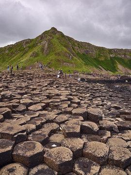 Giant's Causeway, Antrim, Northern Ireland
