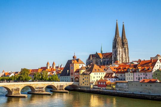 Kathedrale, Regensburg, Deutschland