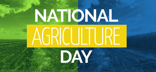 Concept Image for National Agriculture Day