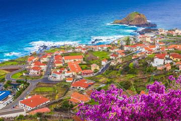 Wall Mural - Porto Moniz, little village at Madeira island, Portugal