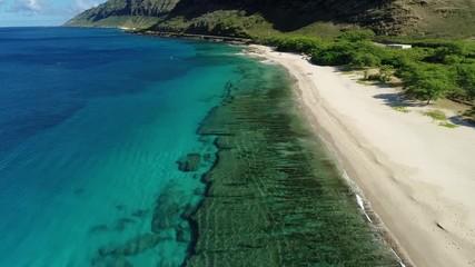 Fototapete - tropical paradise 4k 1