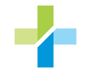 medical cross hospital clinic icon logo image vector