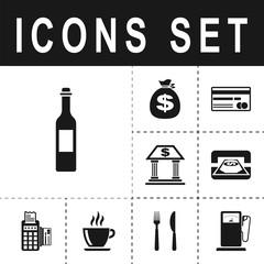 icon bottle vine