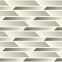 Seamless Stripe Pattern. Abstract Line Texture