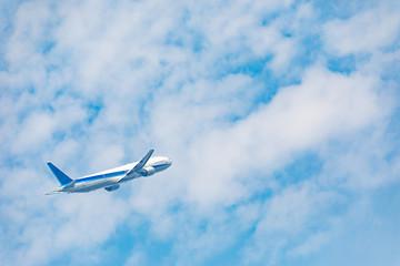 飛行機、旅客機、旅、空港