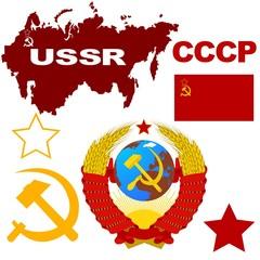 Symbols of the Soviet Union
