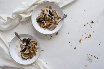 Grain Free Paleo Nuts Granola