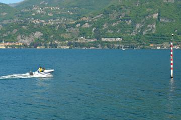 Bellagio, Lake Como, Lake, Landscape, Summer, Spring