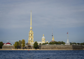 Peter and Paul Cathedral , St. Petersburg, Russia