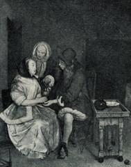 Glass of Lemonade (Terborch, ca. 1660)