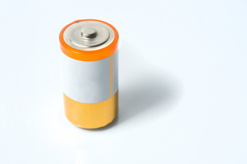 battery size d