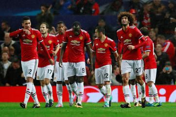 Champions League - Manchester United vs FC Basel