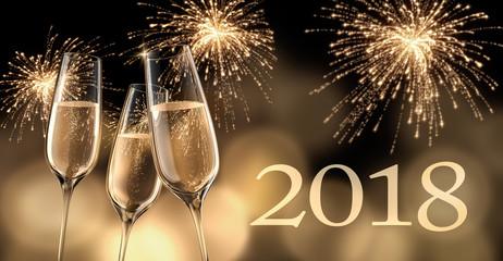 Bildergebnis für bilder 2018 neujahr