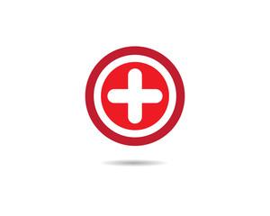 Medical Logo template vector illustration design