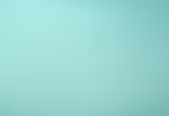 Green mint gradient mesh Background, copy space, Vector
