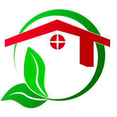 Logo - Property with Green Concept