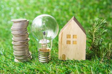 住宅 節約イメージ