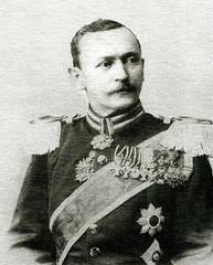 Hermann von Wissmann (1853 – 1905), German explorer and administrator in Africa