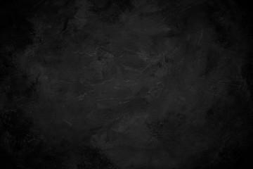 Black texture dark slate background. Stone texture.