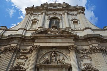 Sant Irene Church Lecce