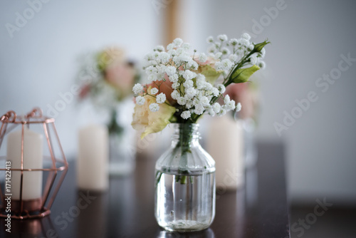 Blumen Auf De Tisch Stock Photo And Royalty Free Images On Fotolia