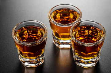 Whisky shots