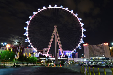 A big wheel in America.